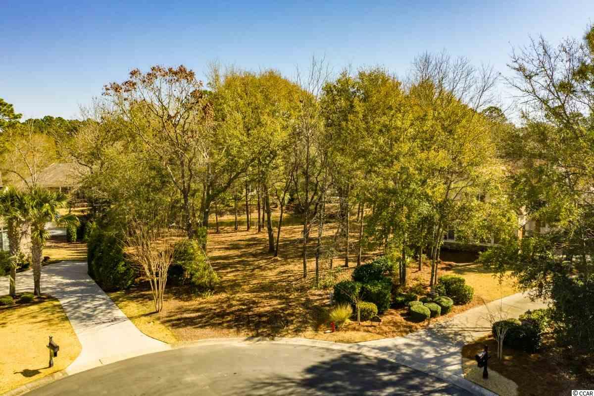 30 Sandy Pine Ct is a gem of a lot located in the prestigious neighborhood of The Reserve. This spacious lots deceives the eye at first glance but as you walk the lot or look through drone pictures, you will notice the ample space this lot brings with a beautiful water view. Build your next home with the image of your back porch overlooking this water fountain feature that not only creates a relaxed mood but also privacy as well. Sandy Pine Ct. is located in a quiet cul de sac that is beautifully developed and maintained. This gated community offers many amenities including a marina, golf course, pools, tennis courts, walking paths, and access to Litchfield by the Sea. Just a short golf cart ride to the beach, this is perfect for those ocean enthusiasts looking to take advantage of living on our coast in South Carolina.looking to take advantage of living on our coast in South Carolina.