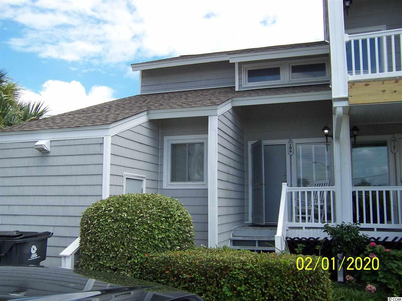 Doesn't get any better than the quiet living and great ocean views from this 2br 2 1/2 bath oceanfront townhouse condo. Sold completely furnished in this 99% recently remodeled and upgraded (2016) villa. Brand new roof and enlarged deck in 2019. New hot water heater 2020. LARGE backyard with great raised oceanside pool, grilling area and plenty of area to play games and hangout.Large master b/r has walk-in closet and LARGE walk-in ceramic shower! Also covered deck and outside patio sitting area off MBR. 2 large outside storage sheds(one in fr. and one in back). Full size w/d closet.Buyer responsible for verifying any measurements.