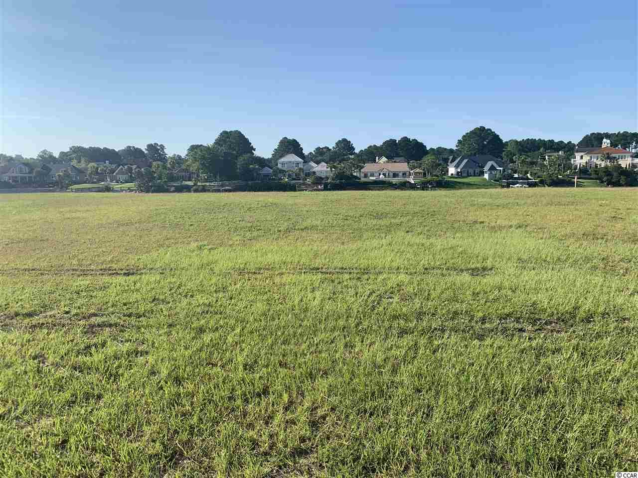 Start living your dream today.  This Large waterway lot that is ready for you to build your dream house.  Bulkhead is already in place.  Highly desired gated Carolina Waterway Plantation offers furnished clubhouse with kitchen and banquet room, outside grill, pool, kids playground, gazebo, tennis court, walking trails, boat ramp, storage for RV and boats . Carolina Forest area offers award-winning schools, grocery stores, medical facilities, recreational centers, library ,religious centers,bike park. Buy now and start experiencing relaxing natures beauty with extraordinary sunrises ,sunsets and water views in Carolina Waterway Plantation.