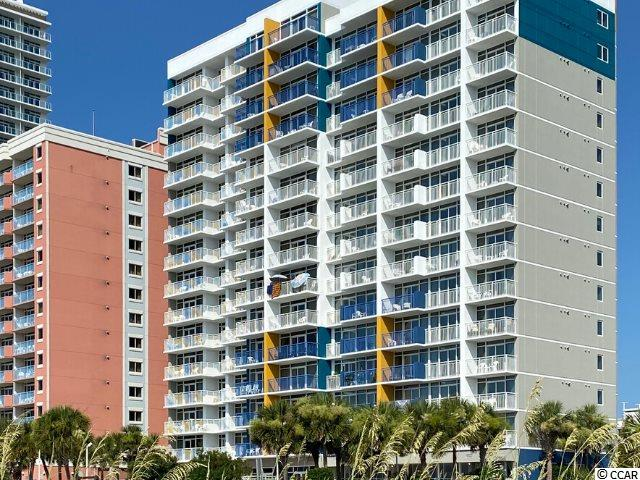 Are you looking for Breathtaking ocean views and sandy beaches? Come check out this wonderful direct oceanfront 2bed, 2 bath condo in the Atlantica Resort! This lovely unit offers incredible rental income opportunities, fantastic amenities, and of course outstanding ocean views! You'll love listening to the waves crash on your private balcony that you can access from both your master bedroom and living room. This comfortable condo offers a full kitchen with updated granite countertops, beautiful stone backsplash, updated flooring in both bedrooms, and even has a washer/dyer conveniently located in the unit, so pack your bags and head to the beach! There's something for everything at this resort including indoor and outdoor pools, a hot tub, and a lazy river! The Atlantica Resort is centrally located in Myrtle Beach close to the airport, fabulous attractions, restaurants, shopping, dining, and so many more fun activities along the Grand Strand. This is the opportunity you've been waiting for--schedule a showing today!