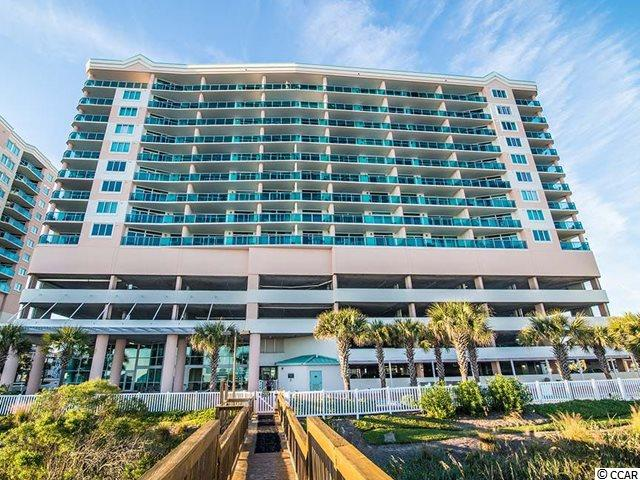 Beautiful 2 bedroom 2 bath ocean front condo in the very popular Crescent Keyes building in North Myrtle Beach. The unit is tastefully furnished and the building amenities are second to none...Indoor and outdoor pools, lazy river, excercise room, hot tubs and kiddie pools as well, there is also an incredible sun deck with lazy river, hot tub and kiddie pool on the 6th floor with a city view. The parking garage is underneath the building and the property is within 5 minutes to shopping, golf, restaurants anything you may need.