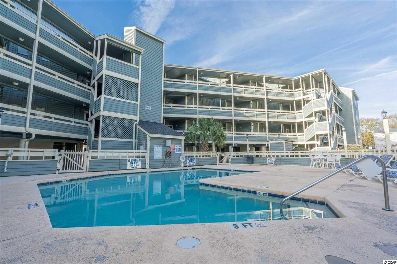 Adorable open floor plan condo in North Myrtle Beach. Has two bedrooms, two bathrooms and a porch. Located near recreational facilities, shopping, and dining. Call to view this adorable unit.