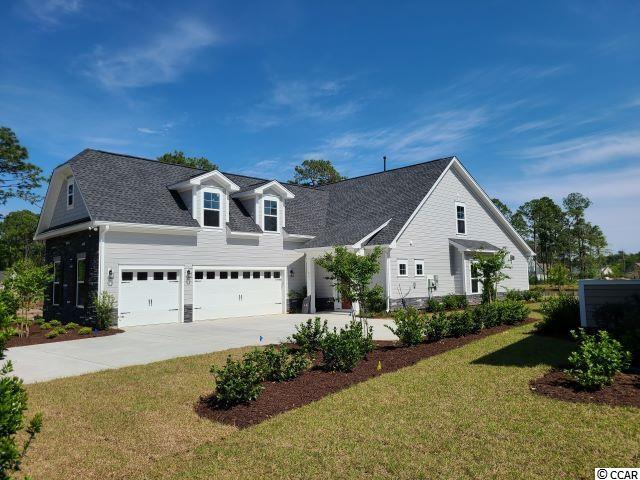 Wild Wing Plantation offers 2 Golf Courses, Clubhouse, 3 Pools, Splash Zone and Water Slide, Kid's Playground, Picnic Area, Fitness Room, Lighted Tennis Courts, Basketball Court, 180 Acres of Freshwater Lakes, Private Community Day Docks with Boat Ramp and Parking, and On-site Boat and RV Storage. This  home is the Aberdeen D floor plan w/3 Car Garage and finished bonus room! Available Spring 2021!