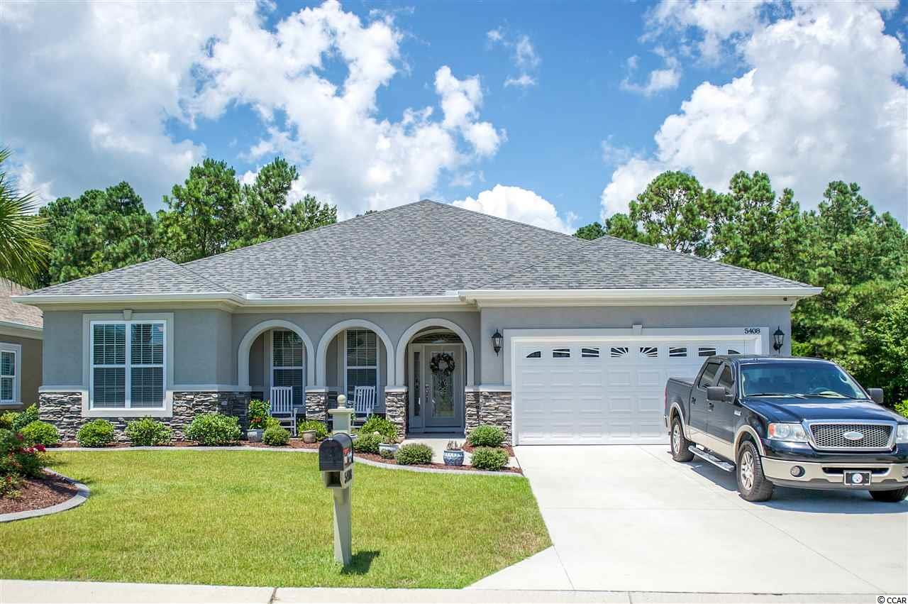 "This price includes all of the beautiful furniture and decor!  A true turnkey masterpiece waiting for you!  Do not hesitate to view this complete package in the high demand neighborhood of Tuscan Sands!  The ""Capri"" floor plan displays many features that give this home a lot of character.  From the trey ceiling in the great room to the multi-width wood floors, this home is visually stunning.  There are trey ceilings in the foyer, formal dining room and master bedroom.  This home also has a a full master bedroom suite with separate bath and walk-in closet.  This beautiful community is surrounded by the Greg Norman Golf Course at Barefoot Resort and overlooking the Inter-coastal Waterway.  The community is designed with Mediterranean styled homes.  Stucco and stone exteriors.  These luxury homes come with all the quality upgrades you would expect in the finest of homes.  Hardwood and ceramic tile flooring, granite counter tops, bull-nose sheet rock corners, multi-piece crown moldings, chair rail and wainscoting accents, extensive use of trey ceilings, complete kitchen stainless steel appliance package including deluxe refrigerator, luxurious kitchen cabinetry.  This home has a formal dining room and and a ""Carolina Room"".  You have to see this home to appreciate the quality and spaciousness.  The homeowner has the option to enjoy the benefits of membership in the world famous Dye Golf Club with amenities that include:  an extensive fitness center, swimming pool, and elegant restaurant as well as one of the finest clubhouses along the Grand Strands.  A Dye Golf Club membership also includes privileges to the other 3 Barefoot championship golf courses:  Norman, Fazio and Love."