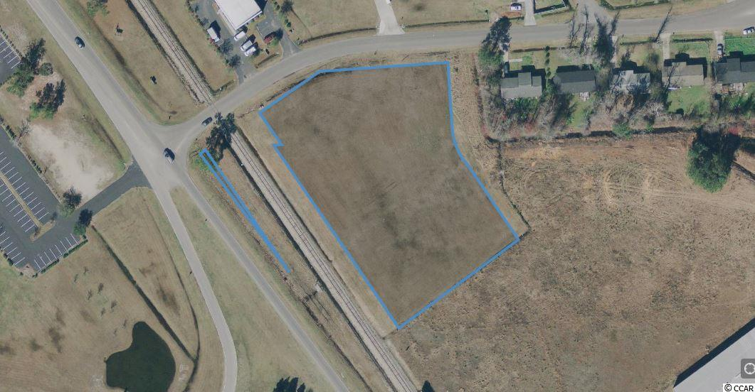 Location, Location, Location!!! Prime 1.81 acre lot available on the corner of 501 Business and University Forest.