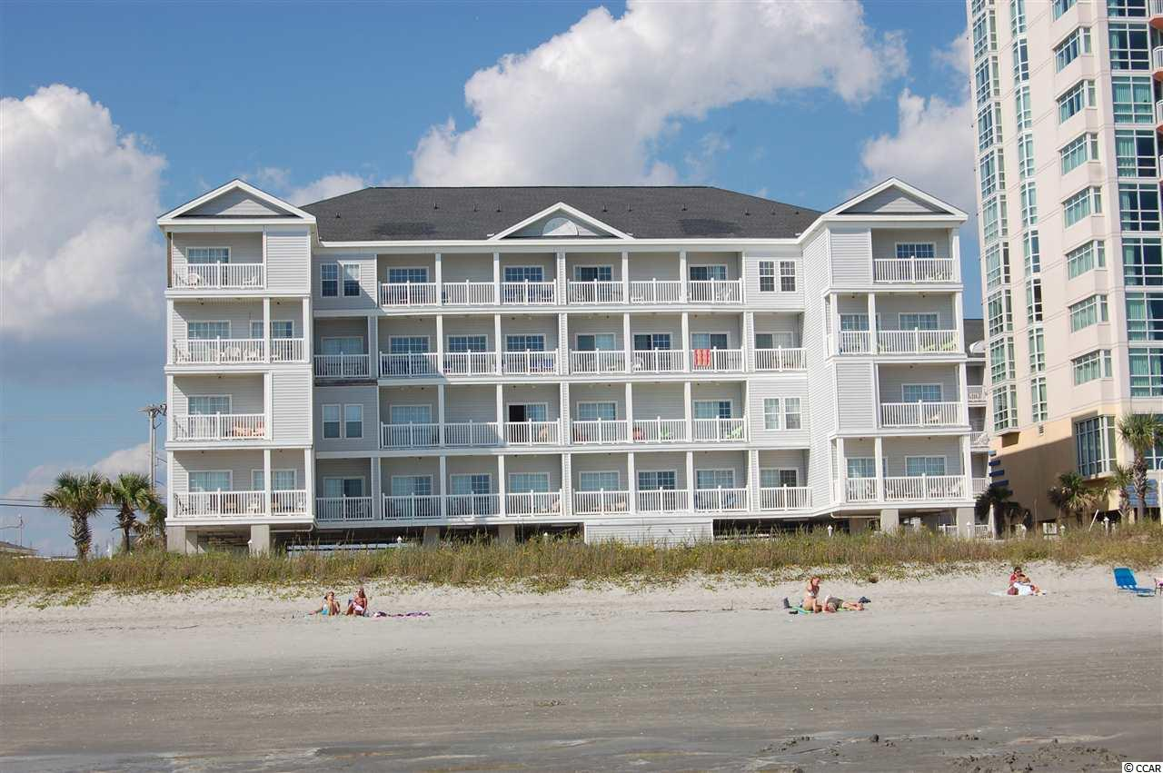 Pier Watch 6BR/5BA two story oceanfront condo.  Tastefully decorated & fully equipped to handle large groups!  Tile in high traffic areas, game room & more.  Property offers outdoor oceanfront pool!