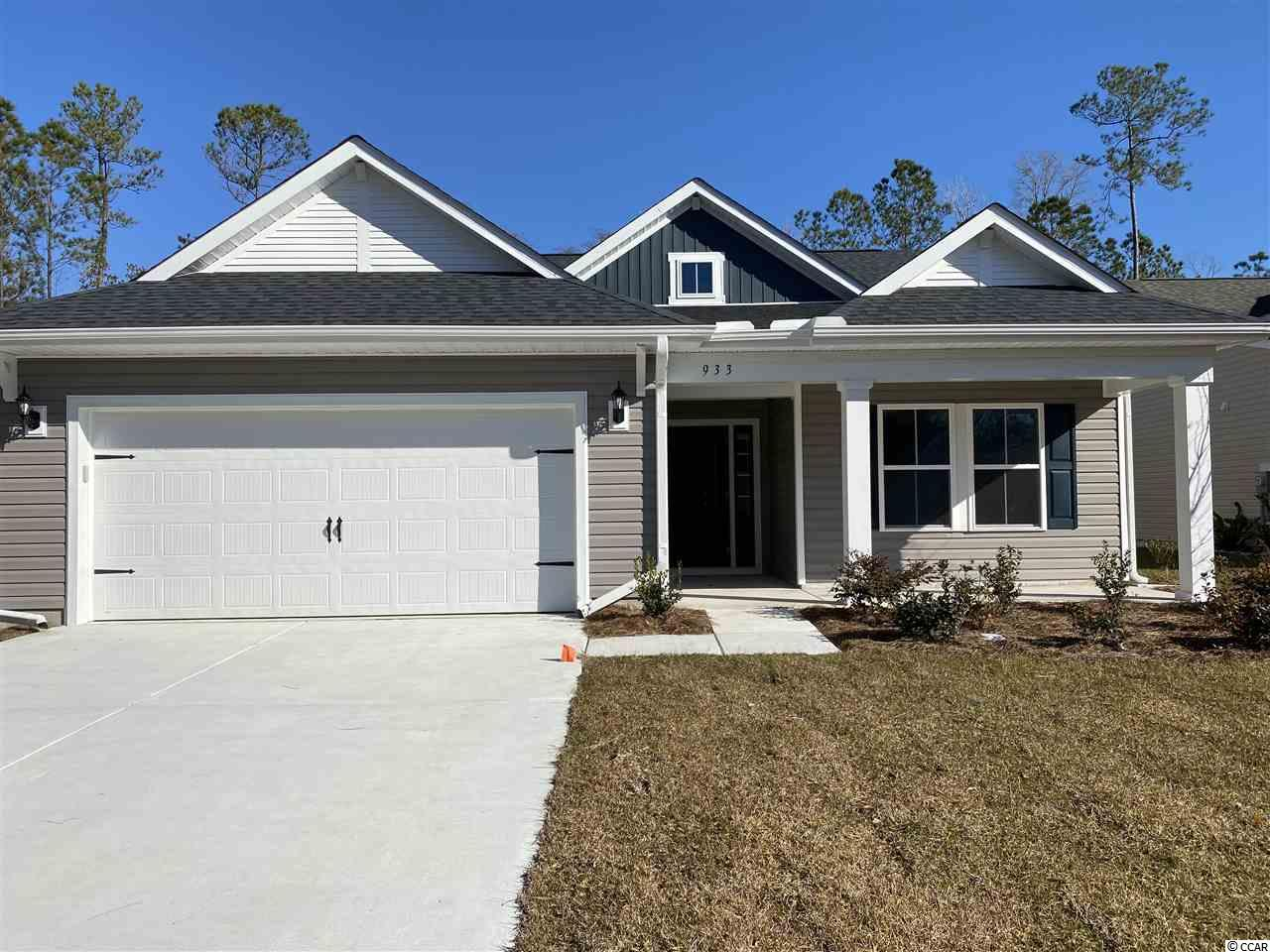 Palmetto Floorplan with added Bonus Room and 3rd Bathroom. Visit Palm Lakes in Little River to design your new home. We have 7 floor plans to choose from.