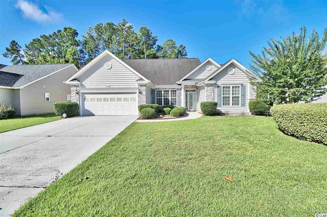 751 HELMS WAY IS LOCATED IN AN ACTIVE 55 PLUS COMMUNITY - MYRTLE TRACE SOUTH!  IMMACULATE CHARLESTON II MODEL WITH 3 BEDROOM (SPLIT BEDROOM PLAN) , 2 BATH, FORMAL DINING ROOM, 2 CAR GARAGE ON A LOVELY NICE SIZE LOT.