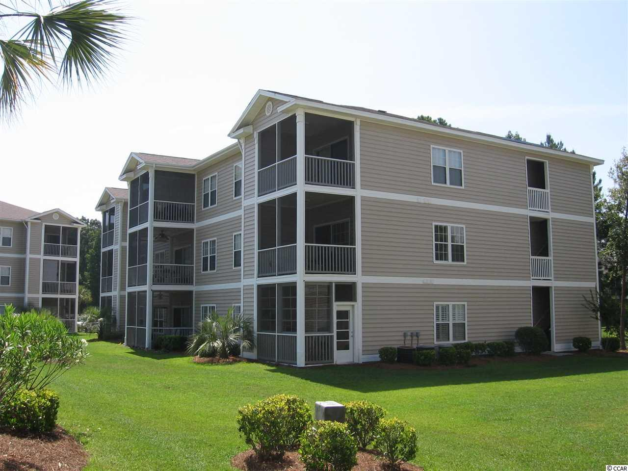 This 3-bedroom/2-bath top floor condo in the popular Sweetwater community adjacent to Indian Wells Golf Course offers a convenient location and comfortable living in a bright and open floorplan. Overlooking the swimming pool with a newly rebuilt balcony/screened-in porch, this home provides comfort and relaxation both inside and out. Easy access to 17 and close to shopping, restaurants, and the waterfront of Murrells Inlet, this home gives you the convenience and quality for an exceptional value. Plus, its located in the highly awarded St. James School District for families looking for a strong educational opportunity. Square footage is approximate and not guaranteed. Buyer responsible for verification.