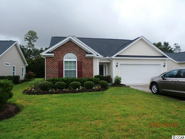 Welcome Home to the sought after community of Shallow Creek Bay in the  Bays of Prince Creek!  The open floor plan boasts laminate wood flooring in the family room and dining room and tile in the wet areas.  What an amazing kitchen with white cabinets and so much light to enjoy your morning coffee!  Let's not forget the beautiful sunroom to read and relax.  These Sellers spared no expense and put in an extended paver patio perfect for entertaining or listening to nature.  There are two community pools, clubhouse, tennis courts, and walking/biking trails in The Bays for you to enjoy.  Nothing to do in this home; just pack your bags and call this home yours!