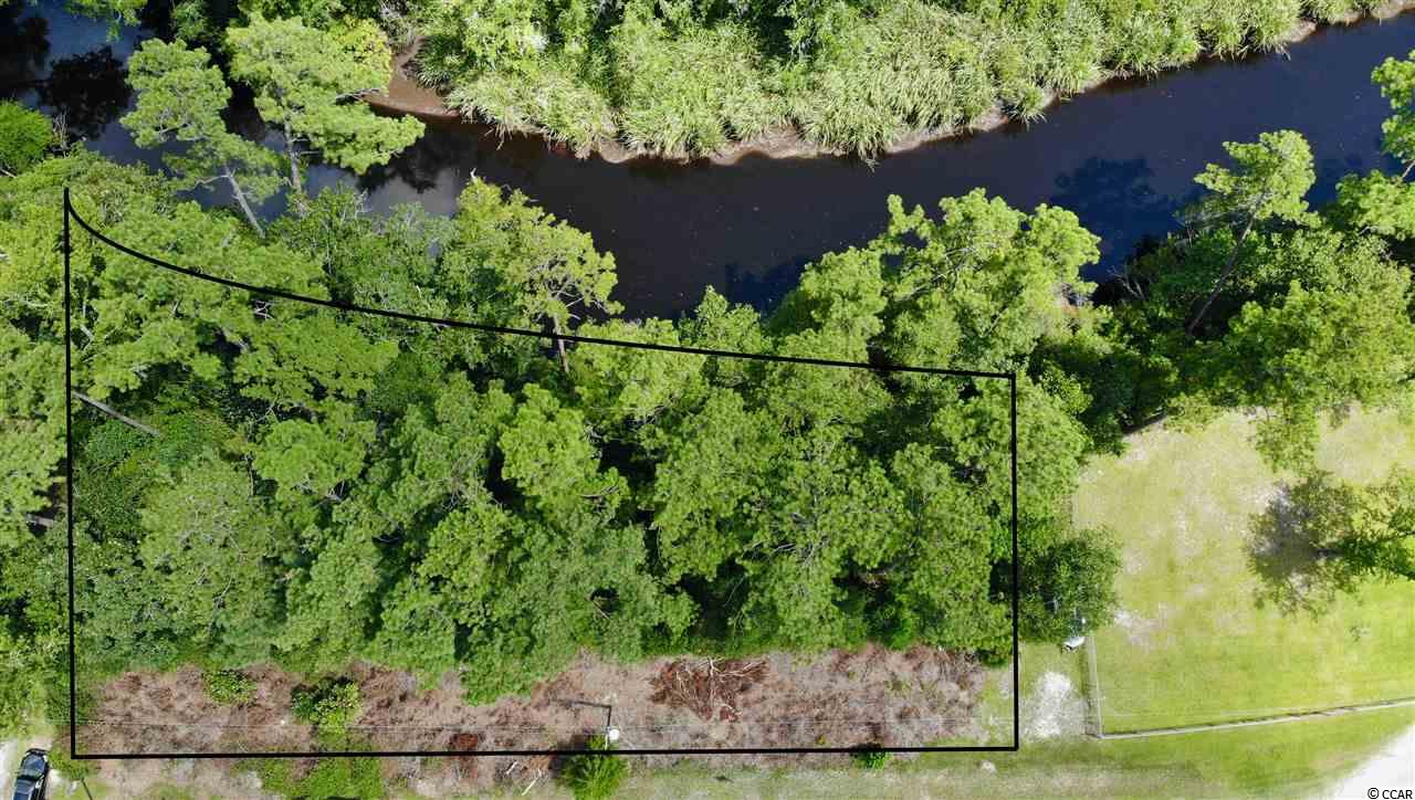 This is a wooded lot on a cul de sac on beautiful, deep-water Peters Creek, just a stone's throw off scenic Black River.  This lot offers 240 feet on the creek, providing plenty of room to build a dock and park your boat. Once you build your home on this creek lot, you will have a fantastic view of the main river as well as a fantastic view of the creek.