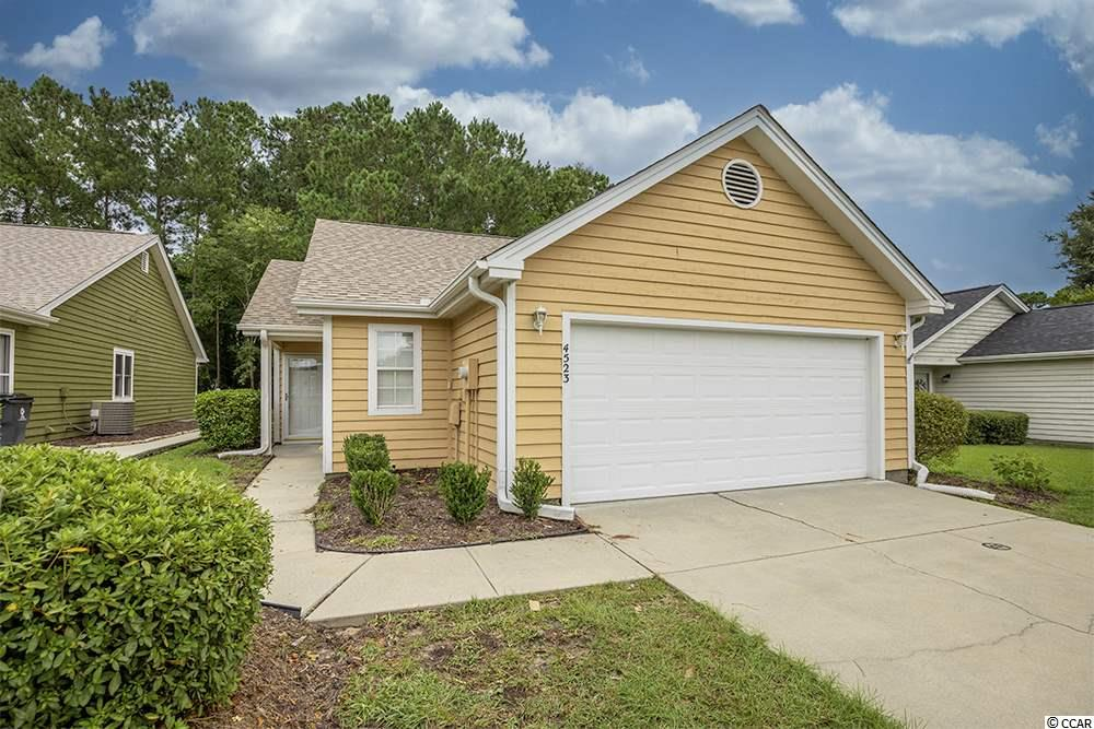 Amazing opportunity to own this 3 Bedroom, 2 Bath home in the desirable golf course community of Eastport in Little River.  This home is turnkey with Fresh Paint, New Luxury Vinyl Plank Flooring in the Living Room, Bedrooms (no carpet) and Bathrooms.  You will be pleasantly surprised with the spacious and open Living Room that features Vaulted Ceiling and plenty of natural light.  Kitchen features Tile Floors, Granite Countertops and New Stainless Steel Appliances.  Master Bath and Guest Bath have Granite Countertops and new toilets.  This home is an absolute must see!!