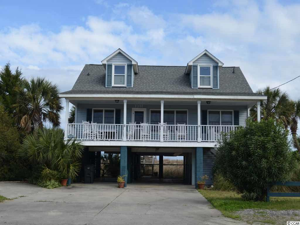 "The ""Charles Cottage"" is the perfect example of a classic beach home filled with wonderful memories.  This home has the ""Pawley's Island Cottage"" feel that so many people desire at the beach.  It sits on one of the premier 75' wide oceanfront lots in Garden City.  There is plenty of room to add a pool for family fun or to help generate significant rental income.  This home is ready for the next family to make it their own and enjoy for many years to come.  Contact this listing agent, or your Realtor, for more information or to set up a private showing."