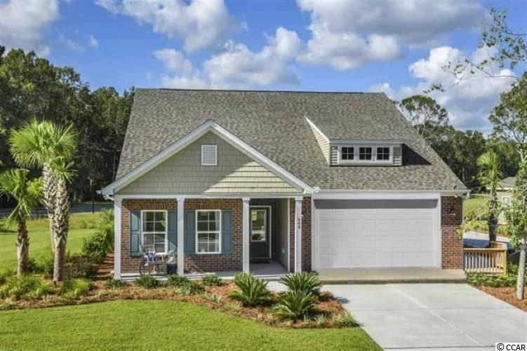 """NOW SELLING .....The Lakes by Lennar Coastal Carolina is a brand new phase centrally located in one of the fastest growing areas in Myrtle Beach. Homeowners will be just a moment away from the hottest shopping and restaurants in town, as well as golf, attractions and of course.... the beautiful beaches of the Grand Strand!  Many of the spacious home sites will feature either desirable wooded or pond views.    The homes at The Lakes include upgrades like tile and laminate flooring, granite counter tops in the kitchen, GE stainless steel appliances including a gas range, built-in microwave and dishwasher. Also included is upgraded cabinetry with 36"""" and 42"""" staggered white cabinets, Tankless hot water heater and much, much more!!    Lennar in partnership with Amazon, We are the first and only WiFi Certified Home Builder. This home features include granite counter-tops, Shaw Laminate flooring, 3x6 stylish subway tile back-splash, GE stainless steel kitchen appliances and upgraded 42"""" staggered cabinets in the kitchen. Tile flooring in baths / laundry room and a tank-less water heater. Also includes a gas range, a covered lanai for outdoor living enjoyment. We invite you to surround yourself with all Myrtle Beach has to offer yet still enjoying the privacy and relaxing community feel, this lifestyle may be perfect for you.. **Photos are of a our model home that has additional upgrades located in The Lakes!"""