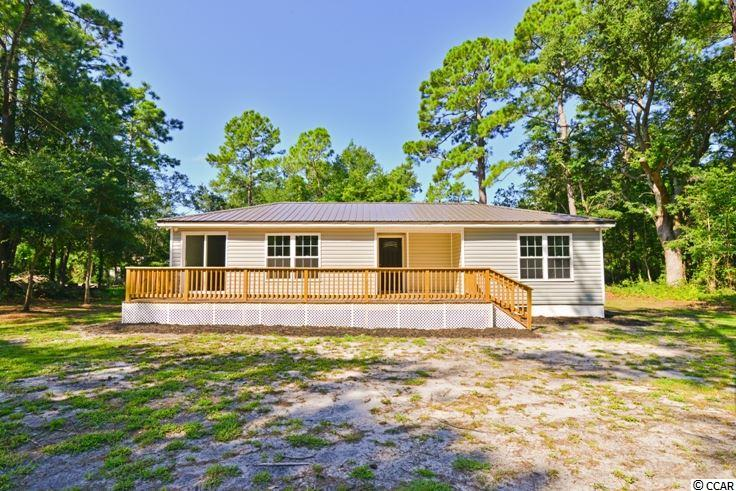 Must see 4 bedroom 3 bathroom beauty with NO HOA! This home features an open floor plan with many upgrades including new Luxury Vinyl Plank Flooring and paint throughout, granite counter tops, all new stainless steal appliances and brand new HVAC system.  The living rooms sliding door opens up to a large deck over looking the front yard.  This is a great home to keep a boat, camper or motor home on the property. Measurements are approximate and not guaranteed. Buyer to verify.