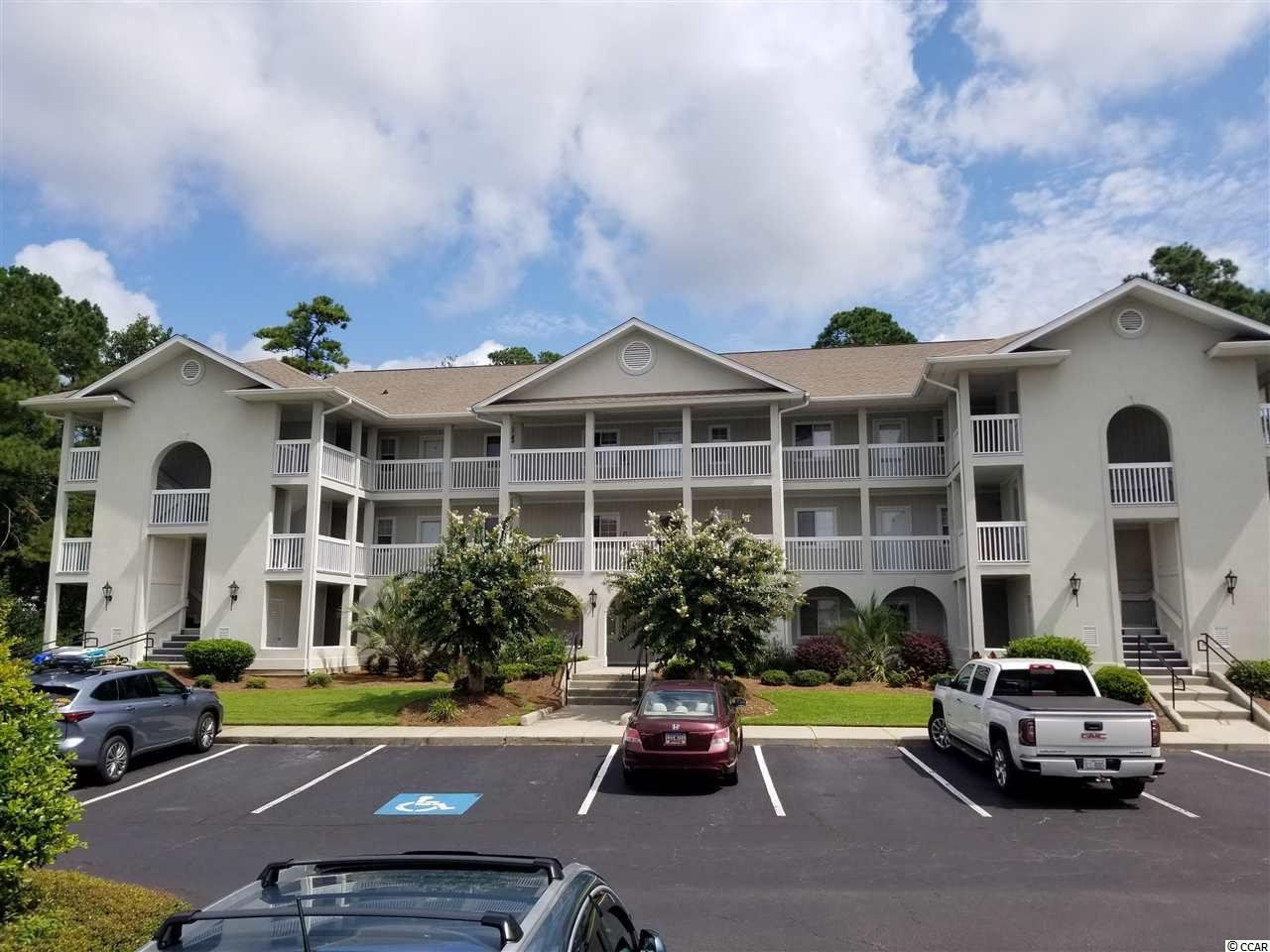 Incredible opportunity to purchase a 2nd floor unit with golf course views in Spinnaker Cove, which is tucked quietly along the Intracoastal Waterway in Little River. Sit back, relax and enjoy the breeze on the spacious screened porch overlooking the 18th fairway of The Valley at Eastport Golf Club. And then step inside and enjoy the cool air flowing from the 1-year-old heat & air system. This unit is clean and ready for a new owner, washer & dryer is included. Call your agent and schedule a showing today!