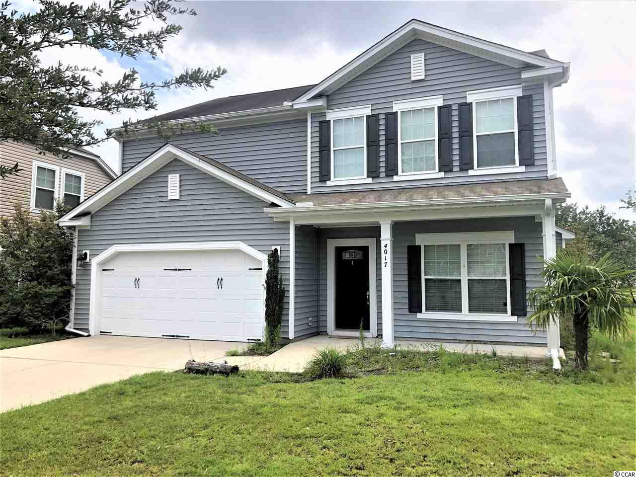 Spectacular 4 bedroom, 2.5 bathroom, located in the Clearpond subdivsion. This home has so many features, hardwood flooring, tile flooring, ceiling fans, fireplace, Carolina room, kitchen island, breakfast bar, granite, pantry, 2 car garage, and so much more! Pets considered with non refundable pet fee. Rent includes all amenities.