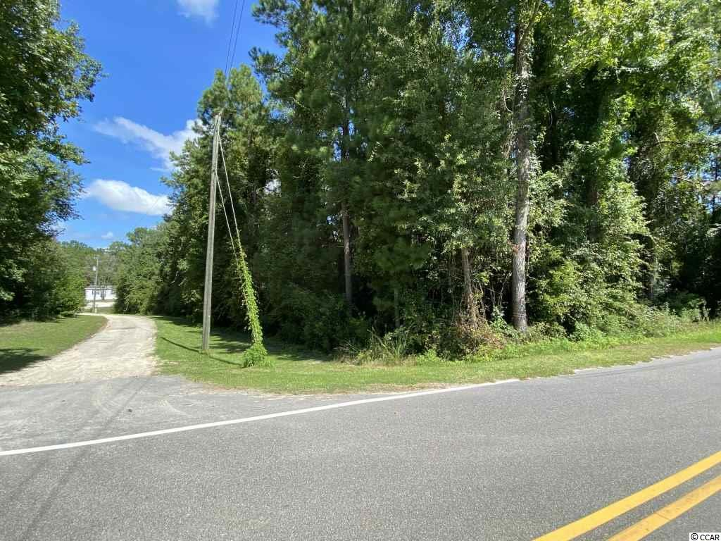 Beautiful wooded 0.85 acre residential lot- no restrictions and NO HOA- pubilc water available.