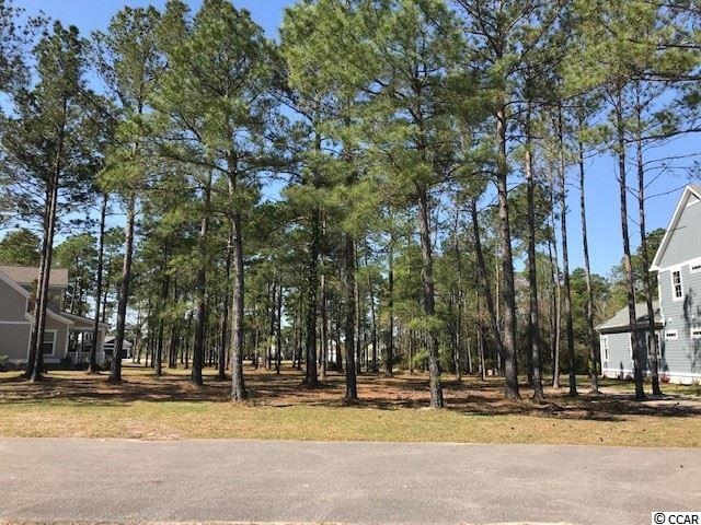 Beautiful wooded lot in the gated community of Waterbridge. This interior lot offers easy ingress and egress to the community!. All the homes are custom built with no time frame to build. Choose your own builder when ready. Amenities include an amazing pool area, fitness center, walk down fire pit, swim up refreshment bar, tennis courts, volleyball and basketball courts,  boat ramp and pier. Located in the heart of Carolina Forest.