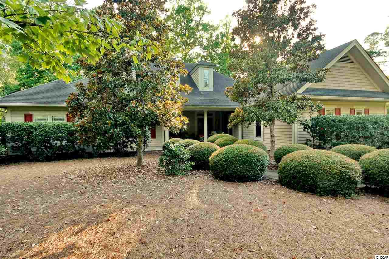 Do not miss this Must-See! Executive home on 1st fairway at Tidewater Plantation. 24 hr gated community with private beach cabana.