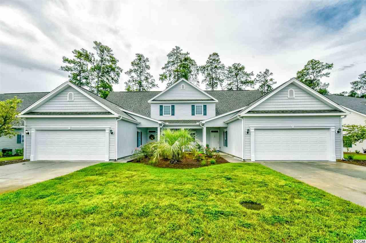Don't miss, this 2015 built, 3 bedroom townhouse in the highly sought after Marcliffe in Blackmoor, Murrells Inlet. Backs up to protected land for a lot of privacy. Features open floor plan in the main living space. Master bedroom on 1st floor, 2 additional bedrooms on the 2nd floor. Marcliffe is a rare and highly sought after community of condos and townhomes in this secluded area of Murrells Inlet behind the Blackmoor golf courses. Located right off of Hwy 701 with easy access to Murrells Inlet, Myrtle Beach and the BEACH. Very easy to show, don't miss your chance to look at it.