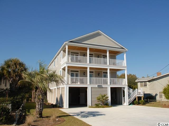 Four weeks a year in paradise! A rare 4-week interval available in 1225 Parker, a second row home with terrific beach and ocean views all the way to across Huntington Beach State Park to Murrells Inlet. The rear of the home and the pool enjoy the privacy and views of the wilds of Huntington Beach State Park. This fabulous home features three 3 stories in an inverted floor plan, 6 bedrooms and 6 baths, all serviced by a handicap size elevator. A family and entertainment friendly top floor provides great open living space, with a large dining area and a fabulous open kitchen along with 3 bedrooms and 3 baths. The second floor living area features an additional living area perfect for the younger generation, 3 bedrooms and 3 baths. The entire home is beautifully decorated and furnished. Parking and storage galore under the house. Come by and check out the views and rock a while one of the front porches and enjoy all the lifestyle on North Litchfield Beach at a fraction of the price. Sq. footage approximate - to be verified by buyer.