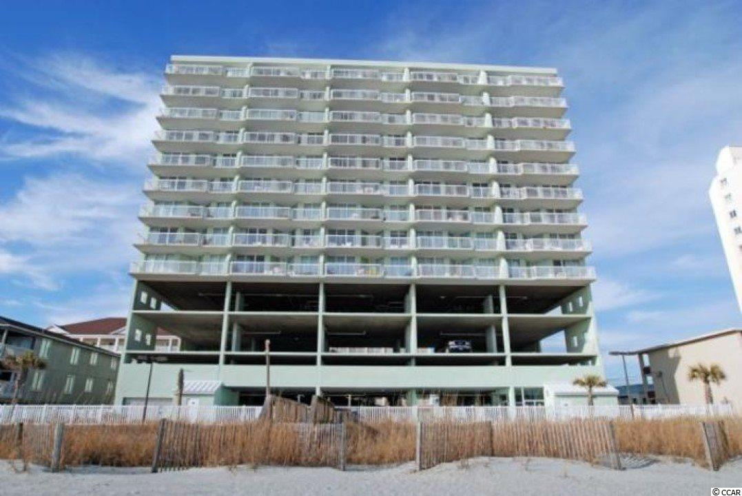 Are you ready for your oceanfront Paradise?  Can you smell the salt air, feel the breeze in your hair, picture the sunrise over the ocean, hear the waves?   Paradise Pointe 6D in North Myrtle Beach, SC is a 3 bedroom, 3 bath oceanfront condo with all the bells and whistles.  This unit has been upgraded with flooring, granite tops in the kitchen and baths, new sinks and faucets, bunk beds, bedding, side by side refrigerator, and island.  All you have to do is take a look and compare.  You will fall in love with this unit.  Don't wait too late, schedule your appointment today.