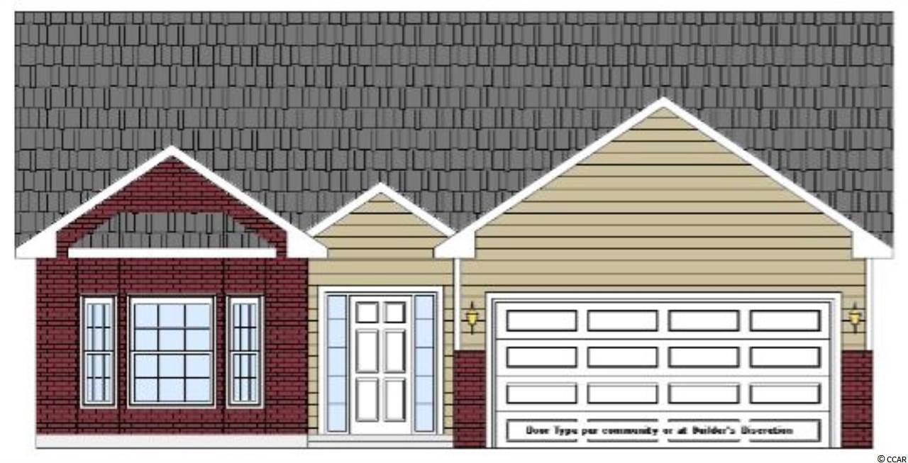 """This home is the Melanie floor plan which includes: vinyl flooring in all wet areas; formica kitchen countertops; 30"""" kitchen wall cabinets; 8 ft. ceilings.  Only 8 NEW HOMES to be built in Little River Walk in the heart of Little River, just a block from the stoplight intersection of Hwy 17 Business and Mineola Avenue.  The restaurants and boat docks of the Little River Waterfront are just down the road, and grocery stores, pharmacies, golf courses, shopping, are all within a mile or two--and the beach is an easy drive across the waterway and down Sea Mountain Highway!  Located just behind Little River Methodist Church, you could walk just about anywhere, but at these low introductory prices, you can afford a car and a golf cart too!  If you want a NEW HOME for a great price, then give us a call!"""