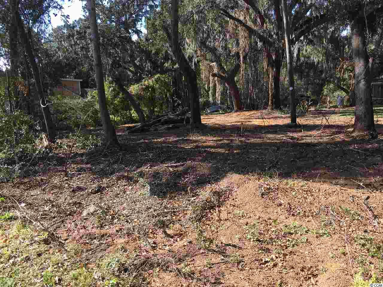 """This lot is linked to two other lots which are all 3 rezoned Neighborhood Commercial. The property includes two frontage lots which total approx. 150 feet on Ocean Hwy and extend back 1.5 Acres also zoned Neighborhood Commercial.  Beyond that, where the 12.47 Acre Track is, it extends all the way back to Parkersville Road, and that part remains zoned Residential.  They are all linked to provide access into THE 1.5 NC zoned Acres behind them as an ingress/egress. When Agent is presenting an offer, Purchasers should note that the two frontage lots and 1.5 Acres will BE COMBINED AND CONSIDERED ONLY """"FOR SALE AS ONE PARCEL"""" WITH 3 CONTRACTS."""