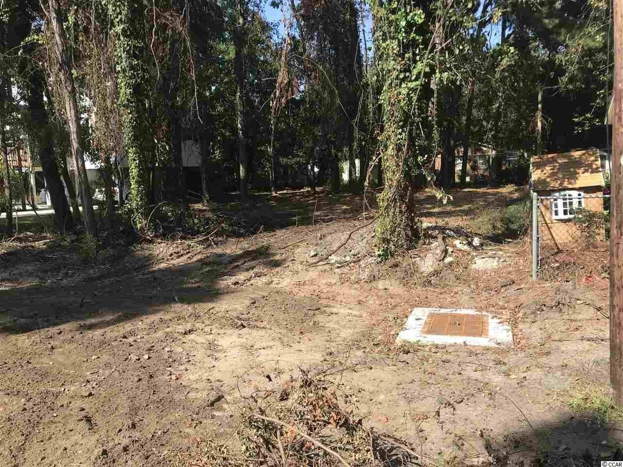 "Residential lot or Multi Family lot in Surfside Beach. east of business 17, Could also build an in-law apartment. recent improvements include two catch basins and 60' of 15"" pipe entire length of frontage for access. Lot was partly cleared for viewing. located in flood zone X, making flood insurance affordable and first floor can be 18"" above grade only requiring a couple steps. Nice golf cart ride to the beach.  Owner/Broker"