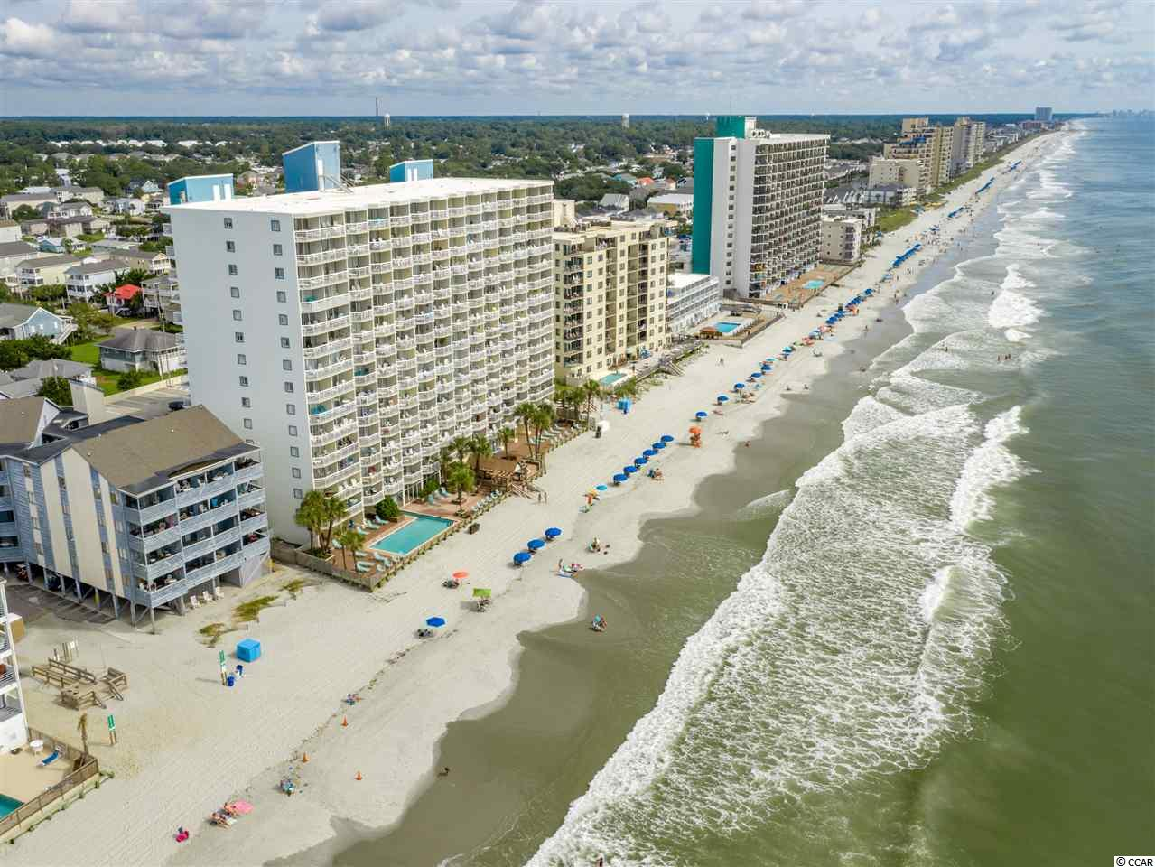 Enjoy this tenth floor end unit Oceanfront condo in the newly remodeled Waters Edge Resort. This unit has been totally remodeled down to the studs and rebuilt . Truly the nicest unit and a must see. Unit boasts duel balconies new doors with remote controlled blinds. New furnishings and Kitchen with large Island. Pull out couch in the living room for extra guests along with one king in master one queen and 1 double bed. sleeps 10 comfortably. The Resort has a gift shop and Bar along with pools, lounge area, gym. Will make a great retirement choice.