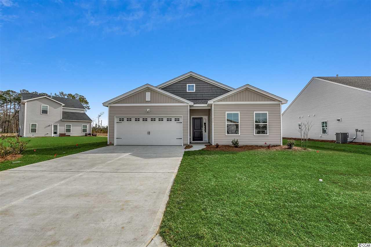 READY MOVE IN NOW!   Meet the Durham, our new single story home plan that is Ready Now! With 3 bedrooms, 2 baths, large bedrooms, each with a walk-in closet! The Primary Bedroom and Bath leads to a large walk-in closet! The Primary bedroom and Family Room have a Boxed Tray ceiling. Enter from the garage and you're greeted by the Bench and Cubbies, perfect for dropping off coats, handbags, and shoes. To add to the low-maintenance lifestyle, an irrigation system is included for the yard. Granite Kitchen Counters, Stainless Steel Gas Appliances, Granite Bathroom Counters. Ask about our incentives and closing cost assistance!