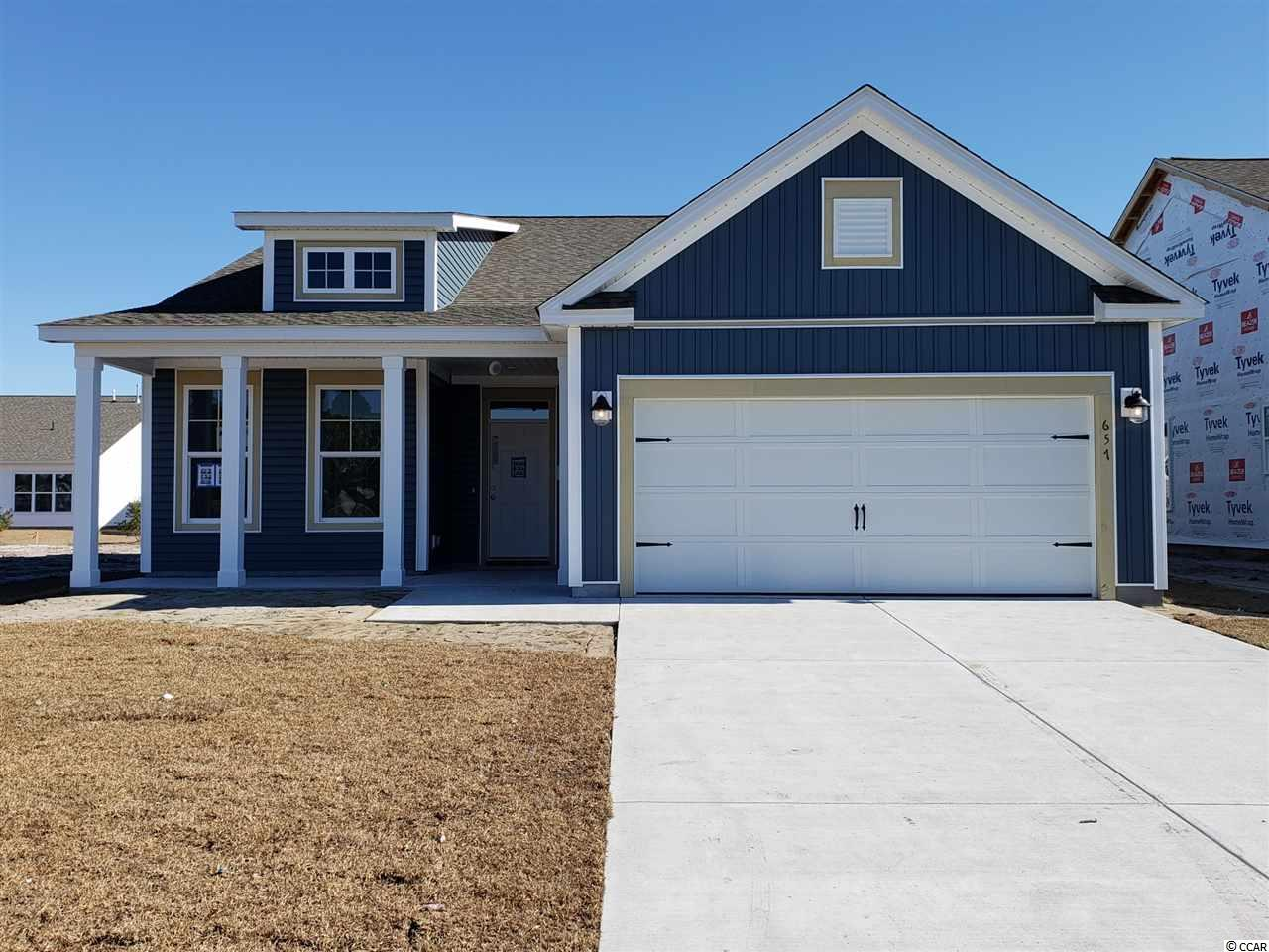 Pictures shown are from a previously built home. Laurel floorplan featuring one-story living with 4 bedrooms, 2.5 bathrooms, and 2-car garage space.  All homes at Sunset Landing are 100% ENERGY STAR certified, which are tested and verified by an independent third-party ensuring we've met or exceeded the strict guidelines outlined by the Environmental Protection Agency (EPA). This vigorous process combined with using superior house wrap and insulation materials will result in a tighter home allowing for more comfort and more savings on your cost of living.  To schedule a showing or for more information, come visit today!