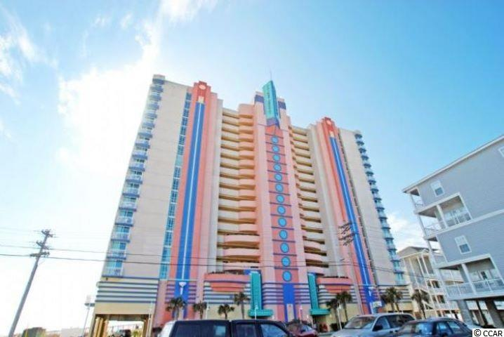 Beautiful one bedroom, ocean view condo located at the popular Prince Resorts.  Everything is located at this resort for you to have a total vacation experience.  Fish at the famous Cherry Grove Pier.  Relax and enjoy all the amenities such as two swimming pools, hot tubs, lazy river and kiddie pool.  Have a bite to eat at the on-site restaurant.  Stay in shape at the fitness center.   Take some time to have a round of Golf at all the near by golf courses.  Shopping and restaurants are just minutes away and don't forget to visit the very popular Boulineau's grocery/hardware/gift shop.