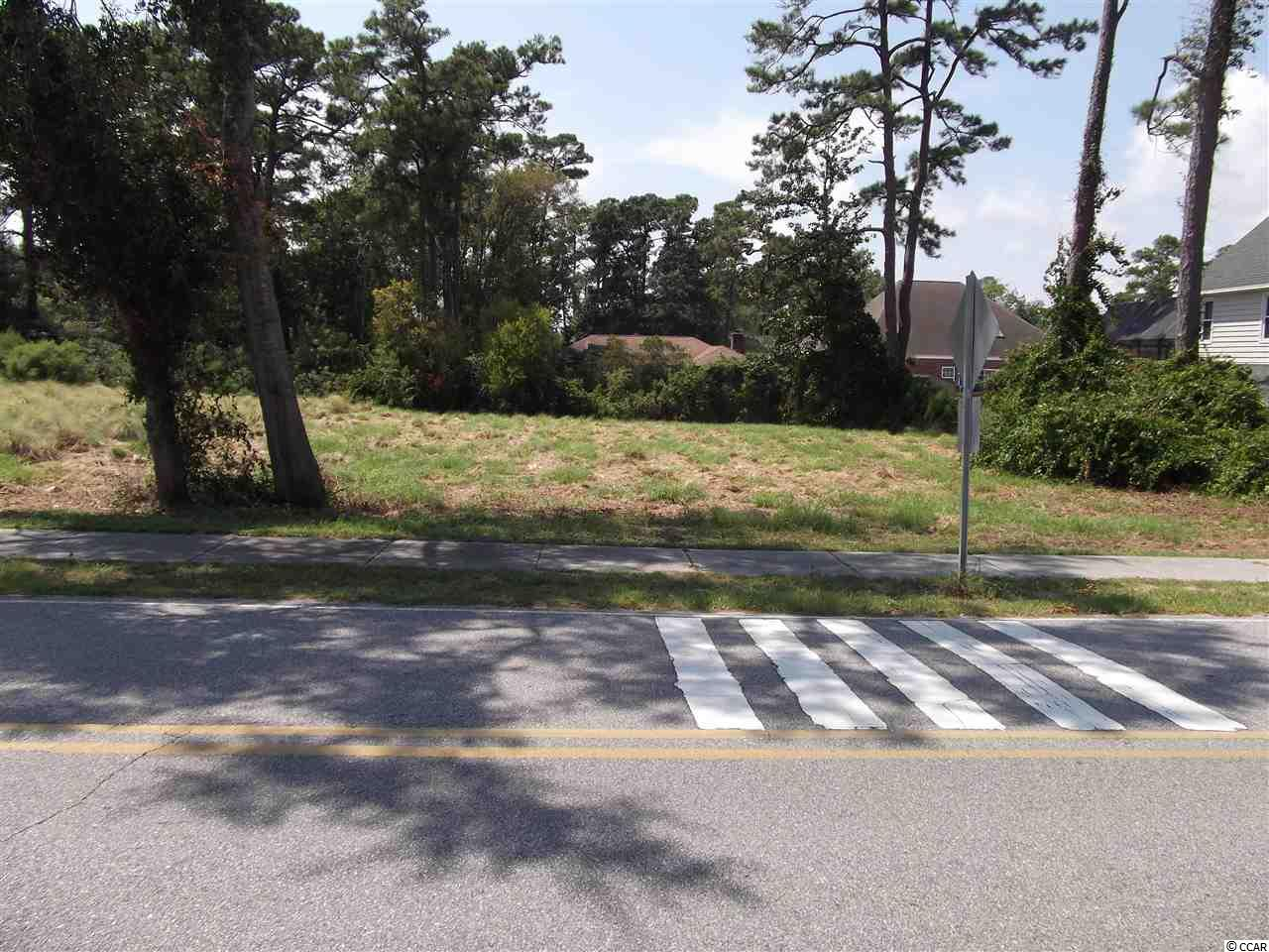 Have your home plan ready for your custom built single family home in the sought after Ocean Drive section of North Myrtle Beach. This fantastic cleared lot is located East of business Hwy 17, convenient to all area attractions, restaurants, shopping, golf, and of course the beach. Just a 4 minute walk to the beach with direct access, a quick golf cart ride to Main Street Ocean Drive. This .27 acre cleared lot is 84 feet wide x 143 feet deep. NOT located in a FEMA flood zone and NO HOA.