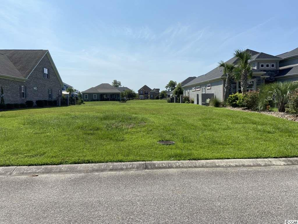 Build your dream home on this Amazing cul-de-sac homesite on the Pond.   Carolina Waterway Plantation is a Gated Intracoastal Community.  Neighborhood Amenities include the Clubhouse, Outdoor Swimming Pool, Tennis, Childrens Play Area, Gazebo, Boat Launch and Storage.  Minutes to our Beautiful Ocean Beaches, Restaurants, Shopping and Myrtle Beach International Airport.
