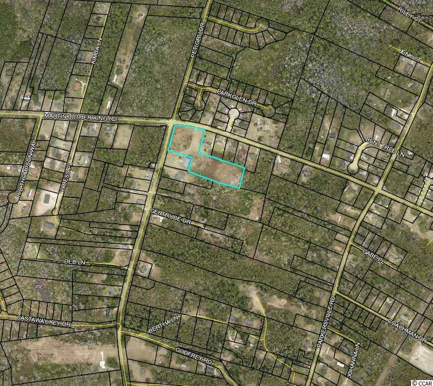 Prime opportunity to own over 3 acres of land in Pawleys Island with no hoa! Located within a stones throw of Stables Park and adjacent from a fairly new subdivision, this small tract offers endless possibilities.
