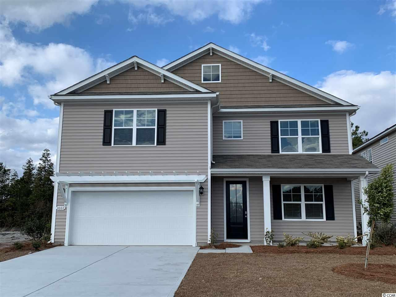 "This popular Tillman plan will give you the perfect mix of indoor and outdoor living featuring an inviting front porch and large rear patio! Gourmet kitchen with sleek granite, 36"" white painted cabinets, and stainless Whirlpool appliances including a gas range. Beautiful wide plank laminate flooring flows throughout the dining room, kitchen, and living room. The first floor owner's suite boasts a huge walk-in closet and en suite bath with a double vanity, 5' shower, and garden tub. Upstairs you will find a generous loft area, 4 additional bedrooms, and 2 full bathrooms. *Photos are of a similar Tillman home. (Home and community information, including pricing, included features, terms, availability and amenities, are subject to change prior to sale at any time without notice or obligation.  Square footages are approximate.  Pictures, photographs, colors, features, and sizes are for illustration purposes only and will vary from the homes as built.  Equal housing opportunity builder.)"
