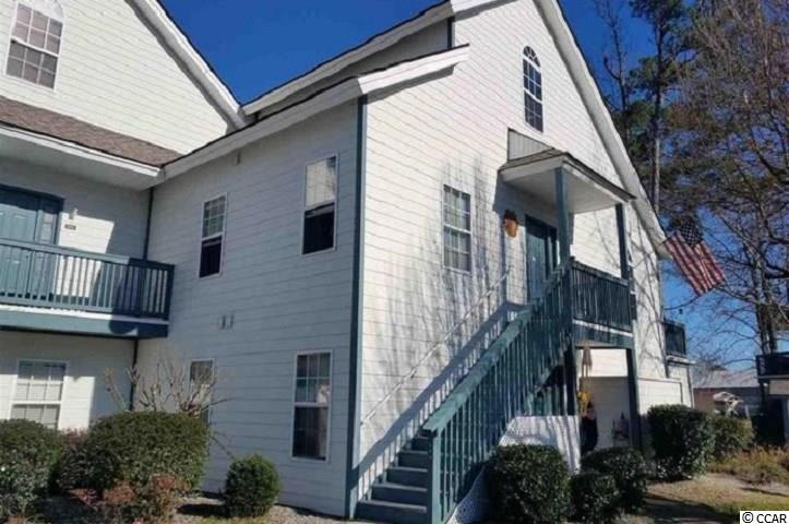 This 2 bed 2 bath condo is a great investment and perfect for summer get away or year round living. The owner has it rented on Air B&B when his family is not using it. Price includes it fully furnished, excluding the TV washer and dryer. Outside patio, BBQ grill and community pool. Close to the Little River waterfront, shopping and Cherry Grove beach.