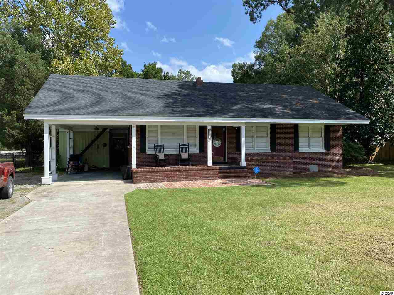 Cute two bedroom one and one half bath home. Located in Maryville just south of the historic district and close to several of the areas boat landings. Bonus room and screened porch are additional features that will standout in this offering. Carport parking, fenced yard, and no restrictions make this home a great choice.