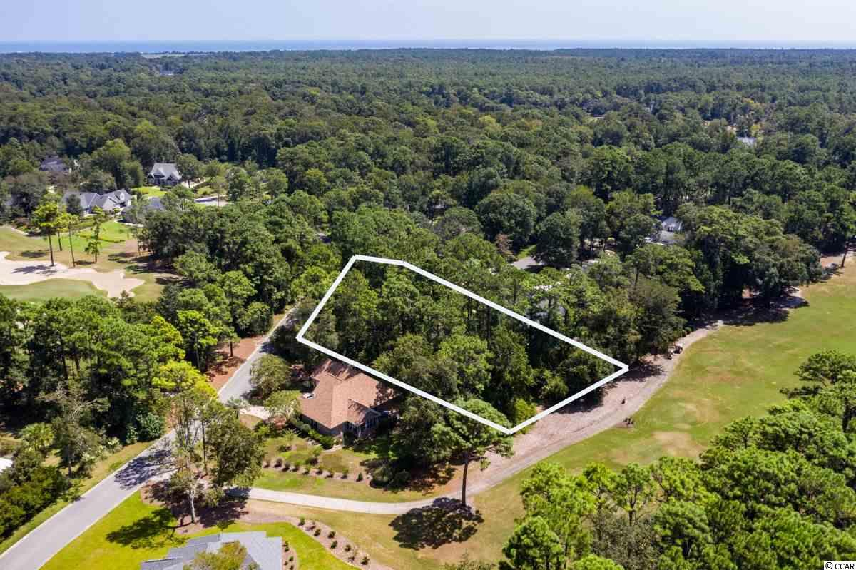 It's not often you find a half acre lot in a gated community on a Jack Nicklaus golf course.  With low HOA fees, you can sit on this one until retirement or start your dream home right away.  Location is ideal and there are so many things to do in Pawleys Plantation and Pawleys Island.  Located close to Georgetown, Myrtle Beach and Charleston, it's easy to do fun day trips and experience all the things historic areas have to offer.  You're surrounded by water, great golf courses, and wonderful parks to visit.  Enter the beautifully maintained and landscaped gate to experience the Southern Spanish Moss draped live oaks.  Come see the beautiful Woodstorks, Heron, Egrets, Spoonbills, numerous varieties of Wooddpeckers and so much more.  Try your luck on the Jack Nicklaus golf course which never disappoints and grab a drink or meal in the Pub after.  Come see why so many people are choosing Pawleys Plantation.