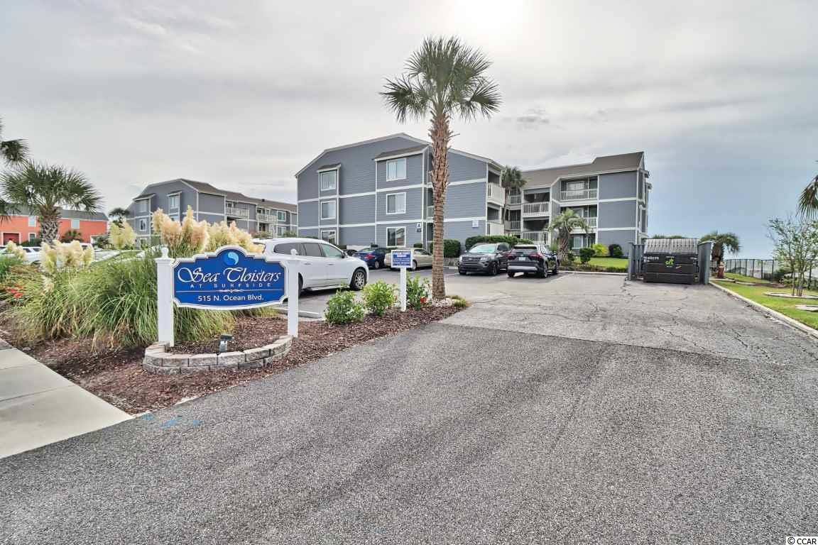 """Rare opportunity to own this three bedroom, two bath oceanview condo in Surfside Beach, known as the """"Family Beach""""! This building has been recently renovated, both buildings painted in 2020, new screens were installed on 1st floor units and tiling in the pool area. Shower area was renovated with pavers and expanded walk ways were added along the back of the pool. Only 15 units in each building, though this unit is on the third floor, there is only two flights of stairs as first floor is ground floor. HVAC installed in 2016 and vinyl planking floors installed in 2017 and new slider in master bedroom in 2018. Very open and as you can see from the pictures, gorgeous views of the ocean from the living, dining and master bedroom! Use as a vacation rental or family get away. There are so many closets, maybe even a permanent move might be in order! Imagine waking up every morning with the calming views of the ocean, sitting on your balcony with a quiet cup of coffee or an afternoon beverage! Only a few blocks away enjoy all the restaurants along the boulevard. Head up on Surfside Drive and relax at the park, go to the Surfside Public Library or do some shopping at our quaint shops. You will love Surfside, don't wait too long on this one! Square footage is approximate and not guaranteed. Buyer is responsible for verification."""