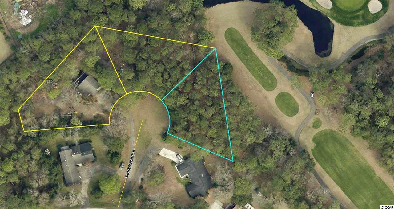 Wooded lot boasts panoramic view over the 7th fairway. Build your dream home and enjoy Lowcountry coastal living within the long established golf course community of Litchfield Country Club. Active voluntary HOA with restrictions. Easy access to the beach by bicycle or golf cart. Convenient to great local dining and shops as well as schools and medical facilities. Public boat launches to the Waccamaw River and inlet are located nearby.