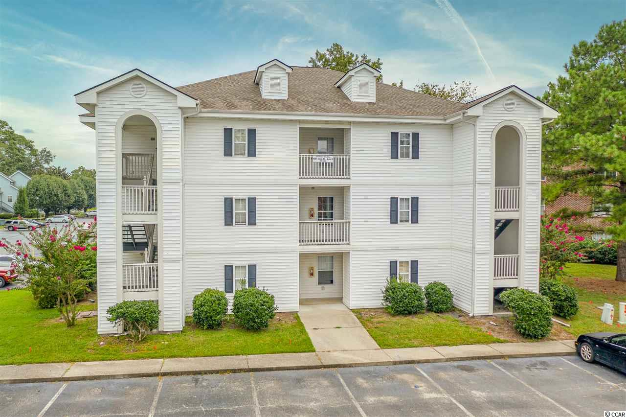2 Bedroom 2 Bath, 2nd floor END unit overlooking the pool! New HVAC, Low HOA's and outside storage only minutes to Cherry Grove Beach!