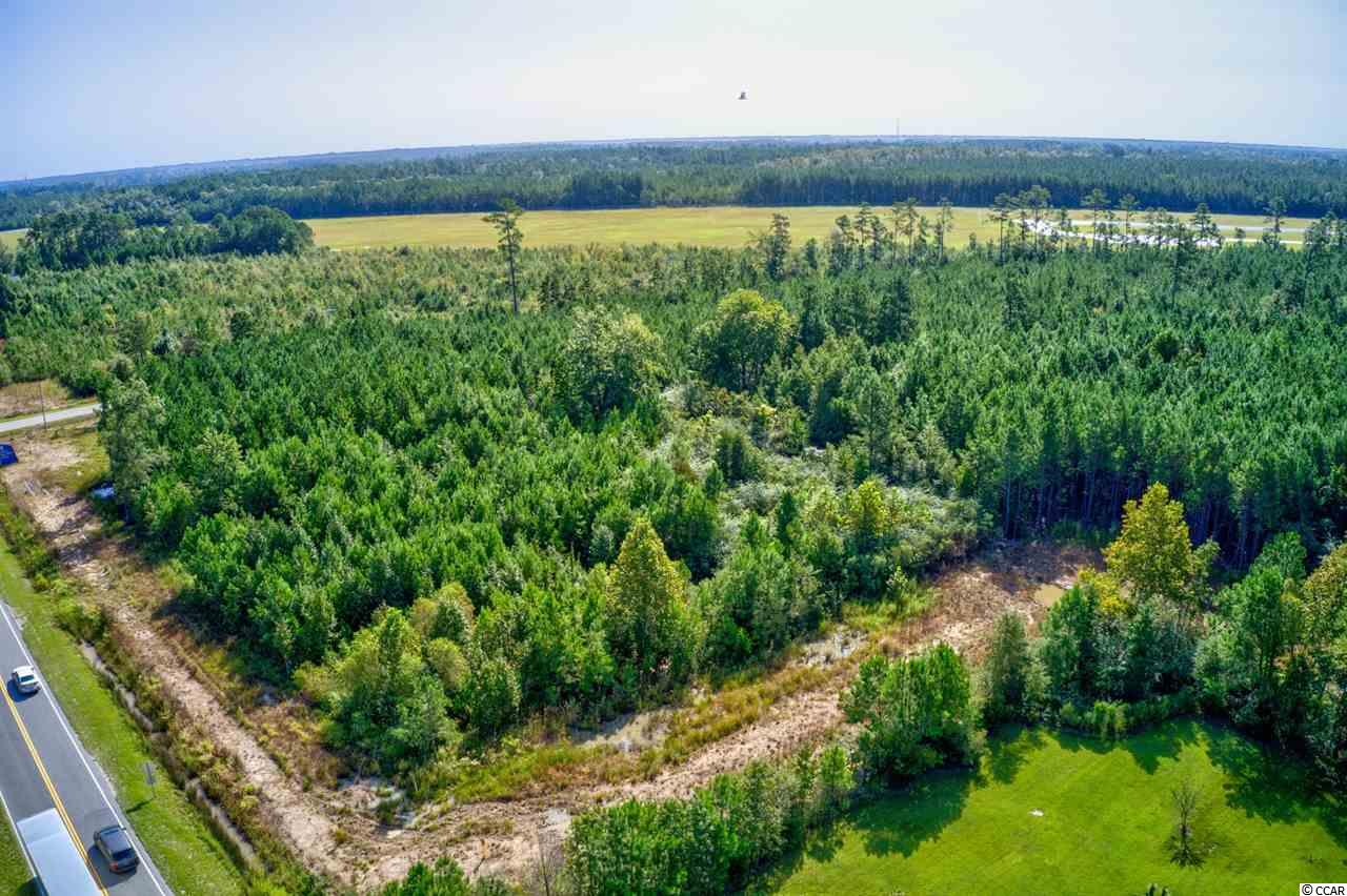12.5 acres zoned MA2. Just minutes from Conway. Adjacent to the Horry County Airport. Water and Sewer available. 50' access off of Hwy 378. Many uses permitted in this General Manufacturing/Industrial District.