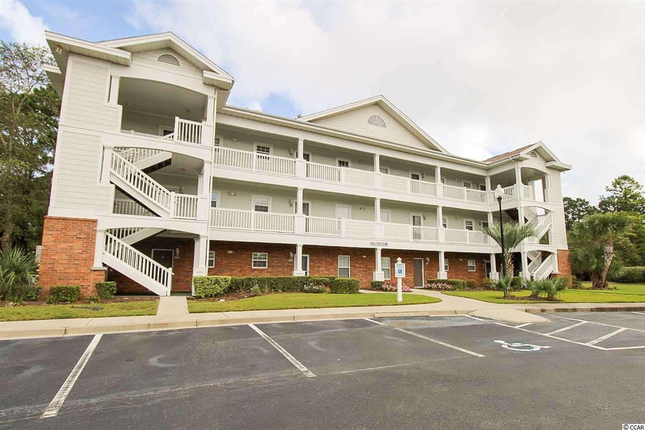 This beautiful, first floor, unit in Barefoot Resort's Cypress Bend is unoccupied and move in ready. It offers an open floor plan with one bedroom and one full bath. Enjoy the peaceful views from your balcony! This unit is perfect for entertaining your family and friends. Come and enjoy all the amenities Barefoot Resort has to offer - four championship golf courses, large practice facility and driving range, Barefoot Marina, on-site restaurants, private beach cabana, private parking for owners, and tons of shopping! Come and enjoy the Barefoot life, today!