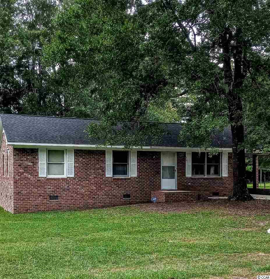 **Handyman/Investor Special**Fixer-Upper** This charming brick ranch home is nestled on a large 0.35-acre lot in a quiet community. It would make a great starter home or investment property! Conveniently located near shopping, dining, schools and Historic Downtown Georgetown. It's also just a short drive to area beaches. Come see this home, today! **Home is being sold as-is.**
