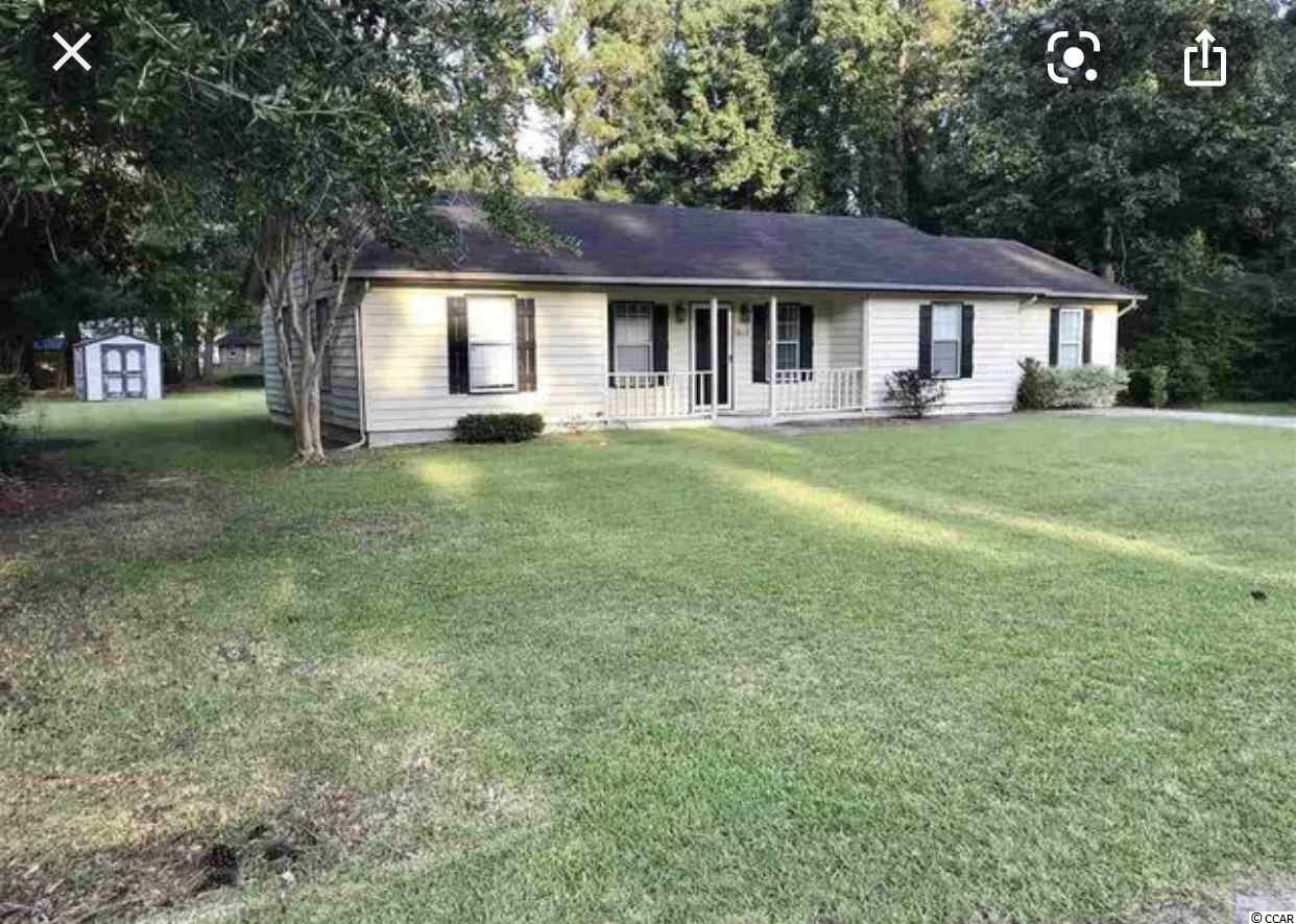 Recently renovated home situate in one of the most in demand subdivisions in Georgetown.  Close to schools, churches, shopping and water recreation.  Large yard for children to play; stove, frig, dishwasher convey.  Recent HVAC.