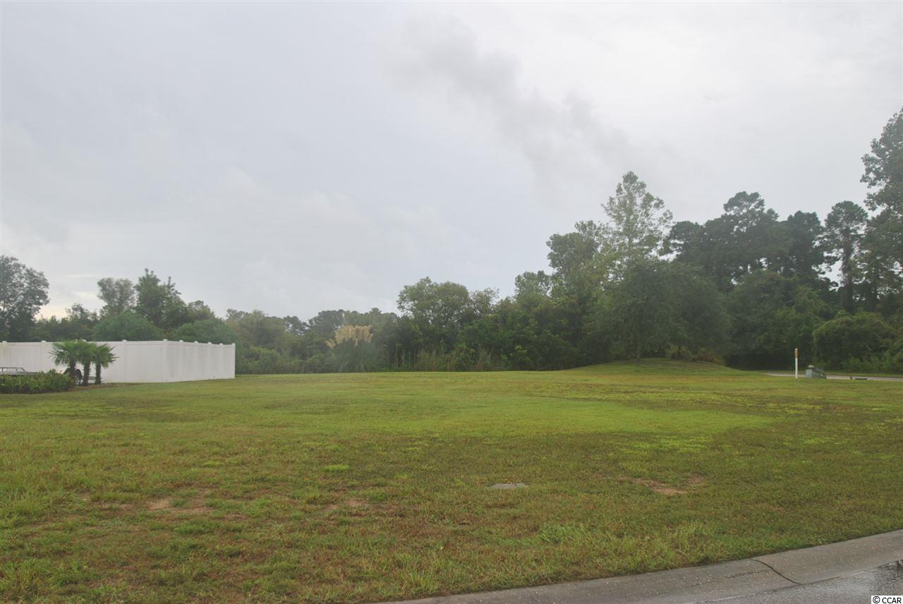 This quarter acre homesite backs up to a 13 acre pond, and is one of the few remaining lots in Coral Landing. Located right in the middle of North Myrtle Beach, but well off the beaten path, this location offers great privacy in a quiet neighborhood but is only minutes away from the beach, restaurants, shopping and all that the Grand Strand has to offer. Ready to build!