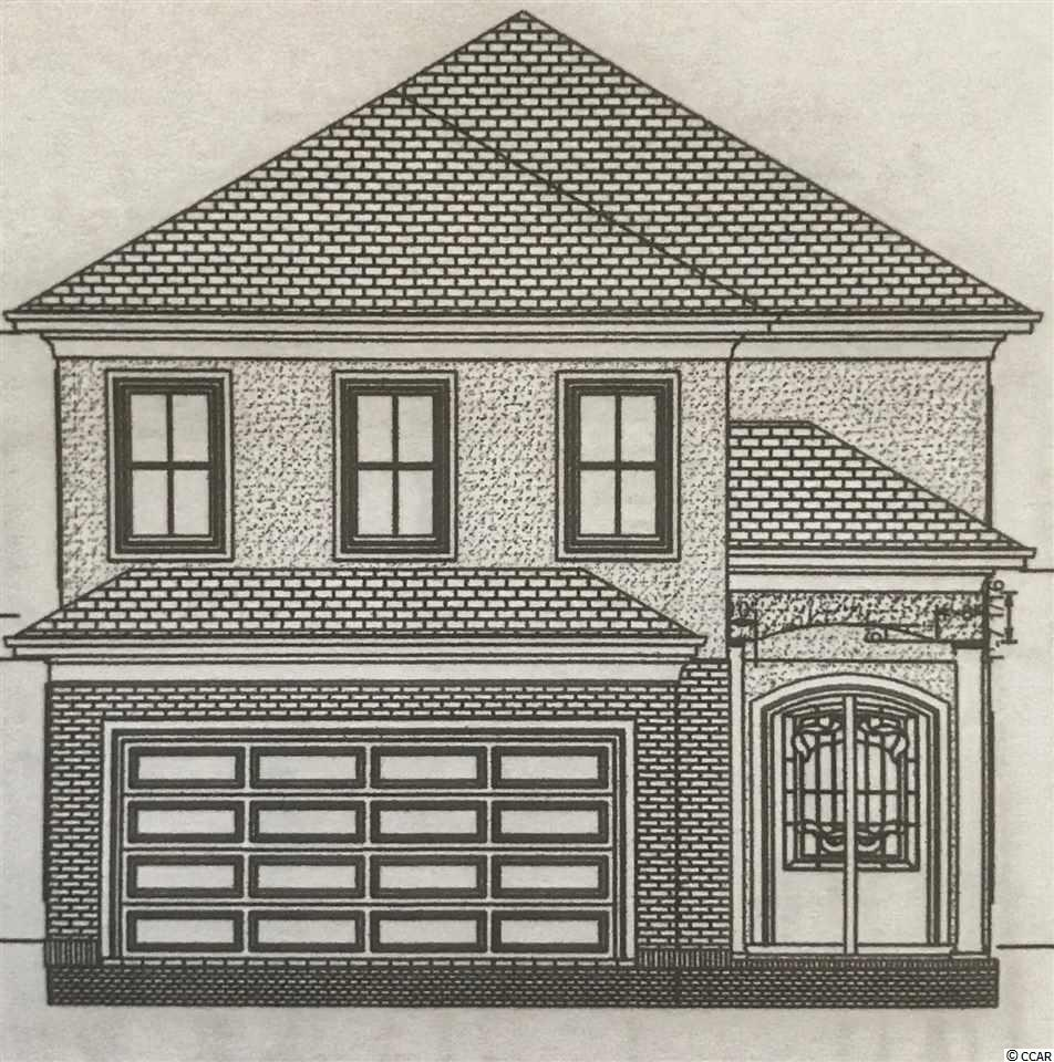 This Stunning 2 Story Home is TO BE BUILT on The Intracoastal Waterway! This Plan has an inside Beach House Style!  The 1st Floor has 2 Bedrooms and a Living Room with a Wet Bar! The 2nd Floor has a 2nd Living Room, Kitchen, Dining, Laundry & Master Suite! Take a break and relax on your covered back porch & watch the sunset over the Intracoastal Waterway! Just BREATHTAKING! All Natural Gas Community! All BRICK Home with Stucco Accents! Staggered Kitchen Cabinets! Gorgeous Granite Counter Tops! Double Tray ceilings with Accent Lighting!  MANY Upgrades that are STANDARD!  Located in the HEART of Myrtle Beach! LOCATION! LOCATION! LOCATION! Lauderdale Bay Estates is a Luxurious Paradise Community with a Custom Builder! If YOU are ready to build YOUR DREAM Home, Call us today! All measurements are deemed approximate. It is the responsibility of the Buyer to confirm.